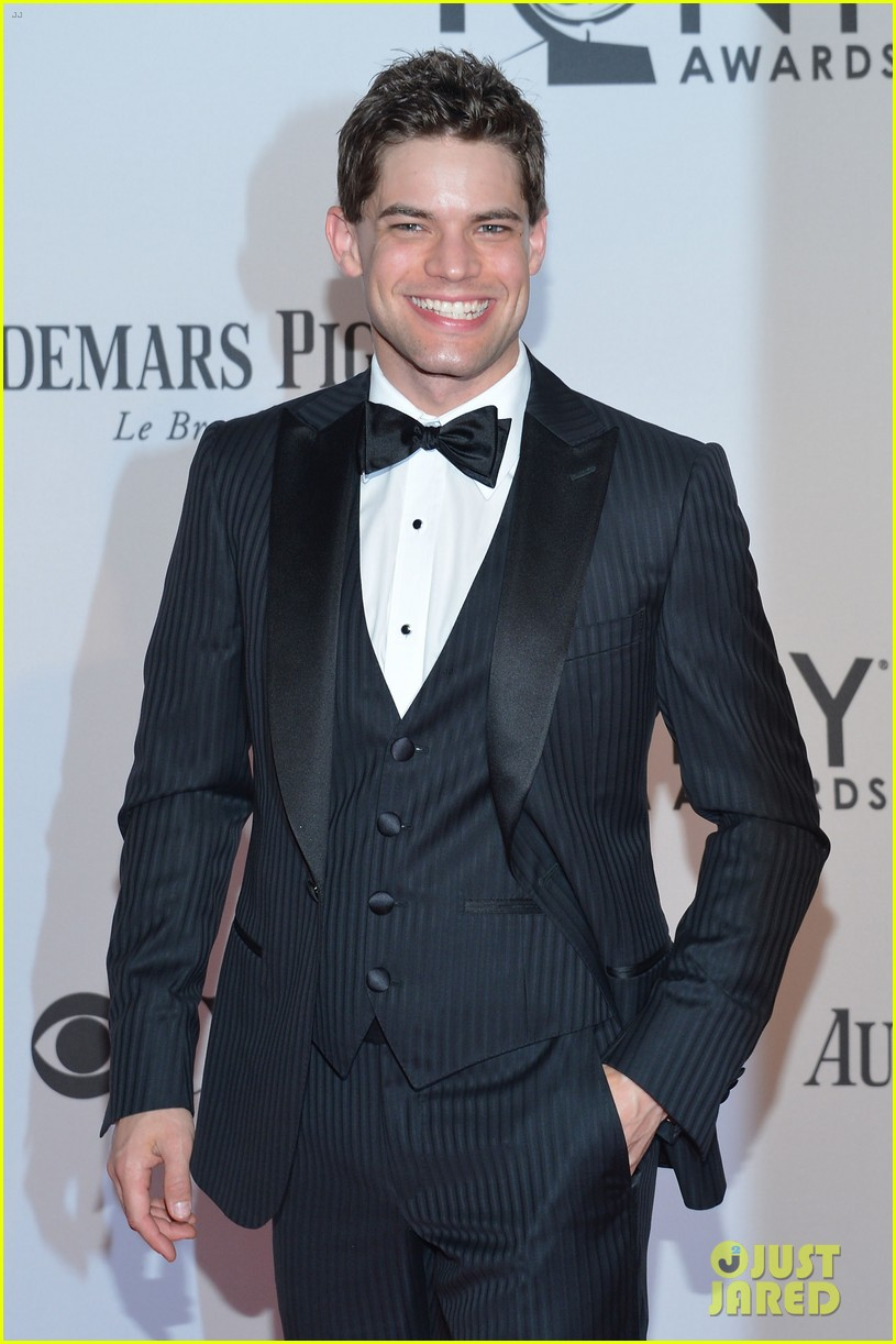 jeremy jordan steve kazee tony awards 2012 112673210