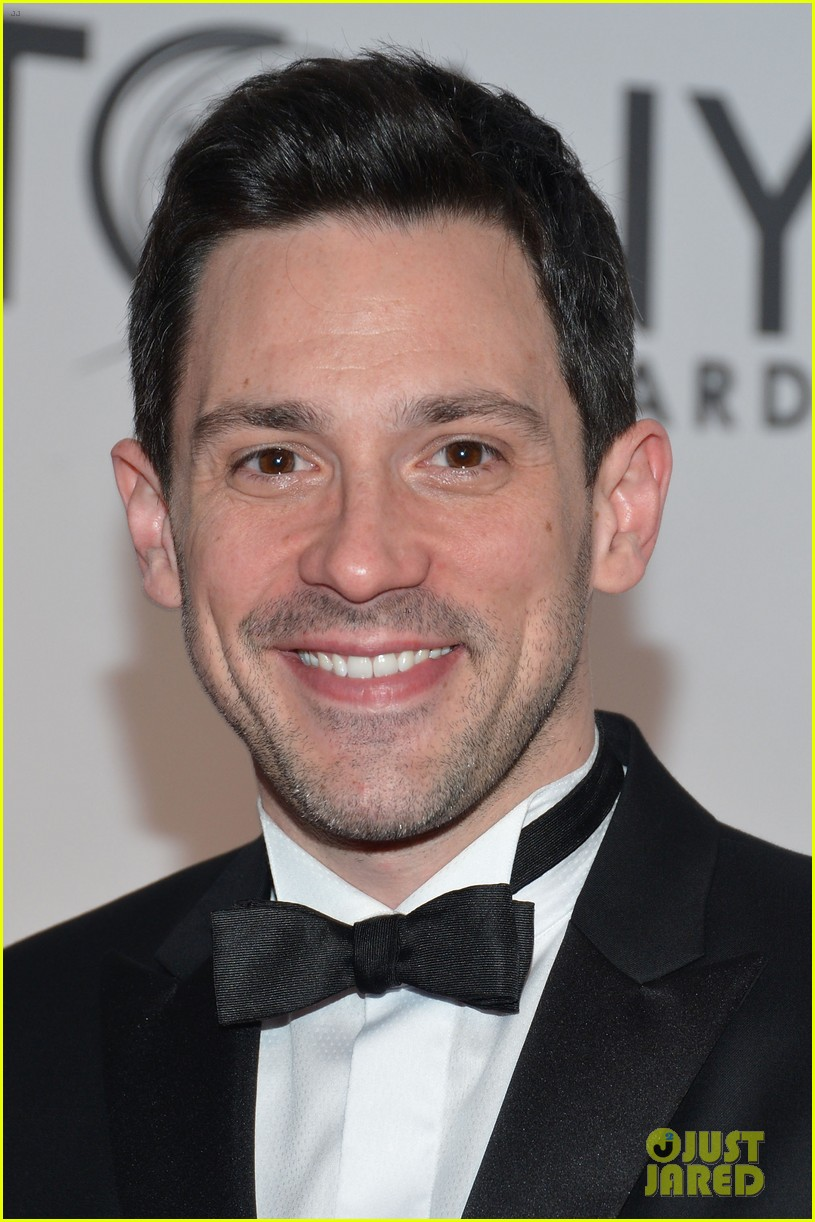 jeremy jordan steve kazee tony awards 2012 12