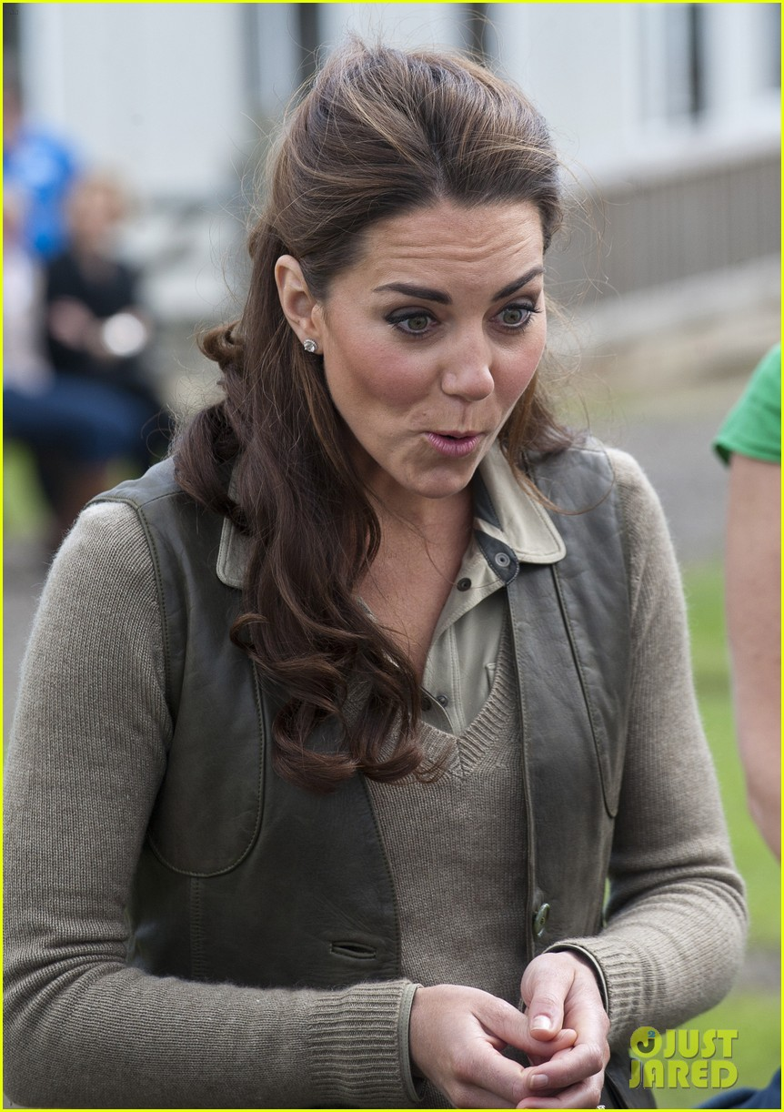 duchess kate camping trip 08