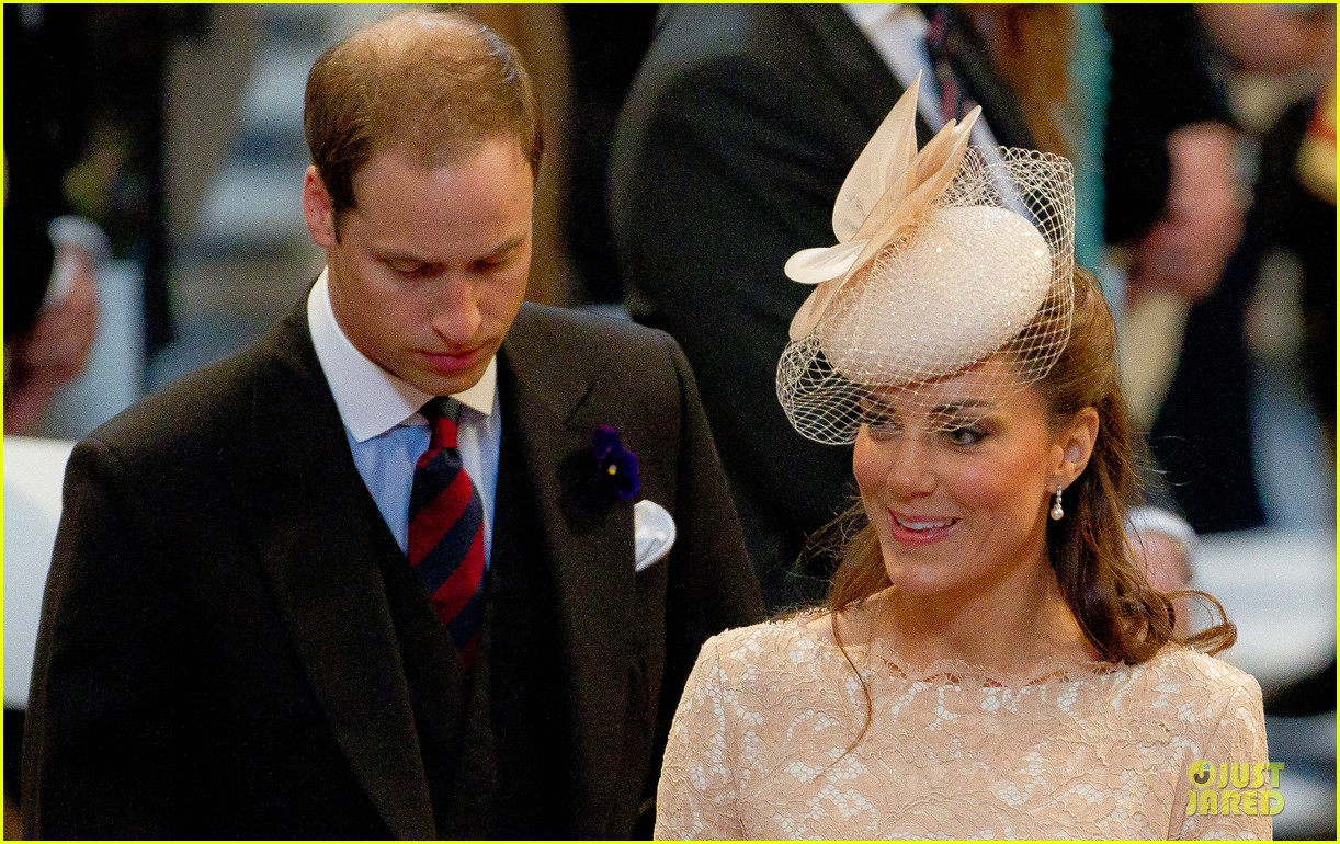 prince william kate thanksgiving service 21