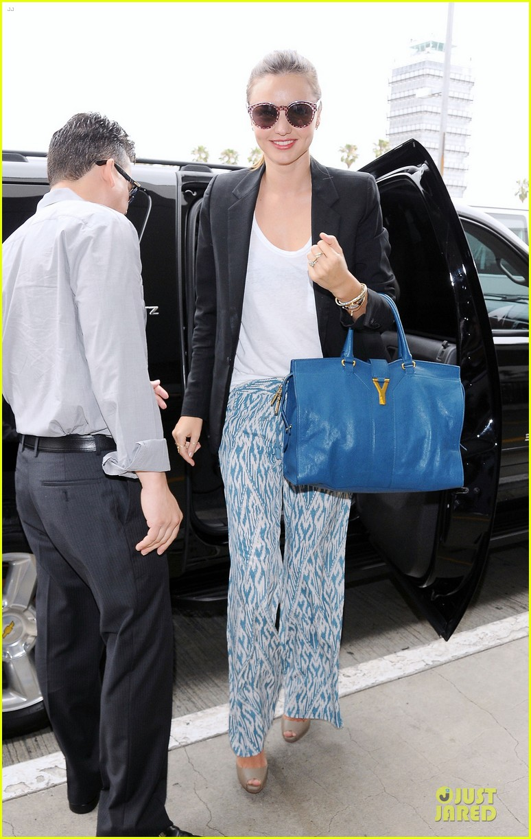 miranda kerr lax departure 09