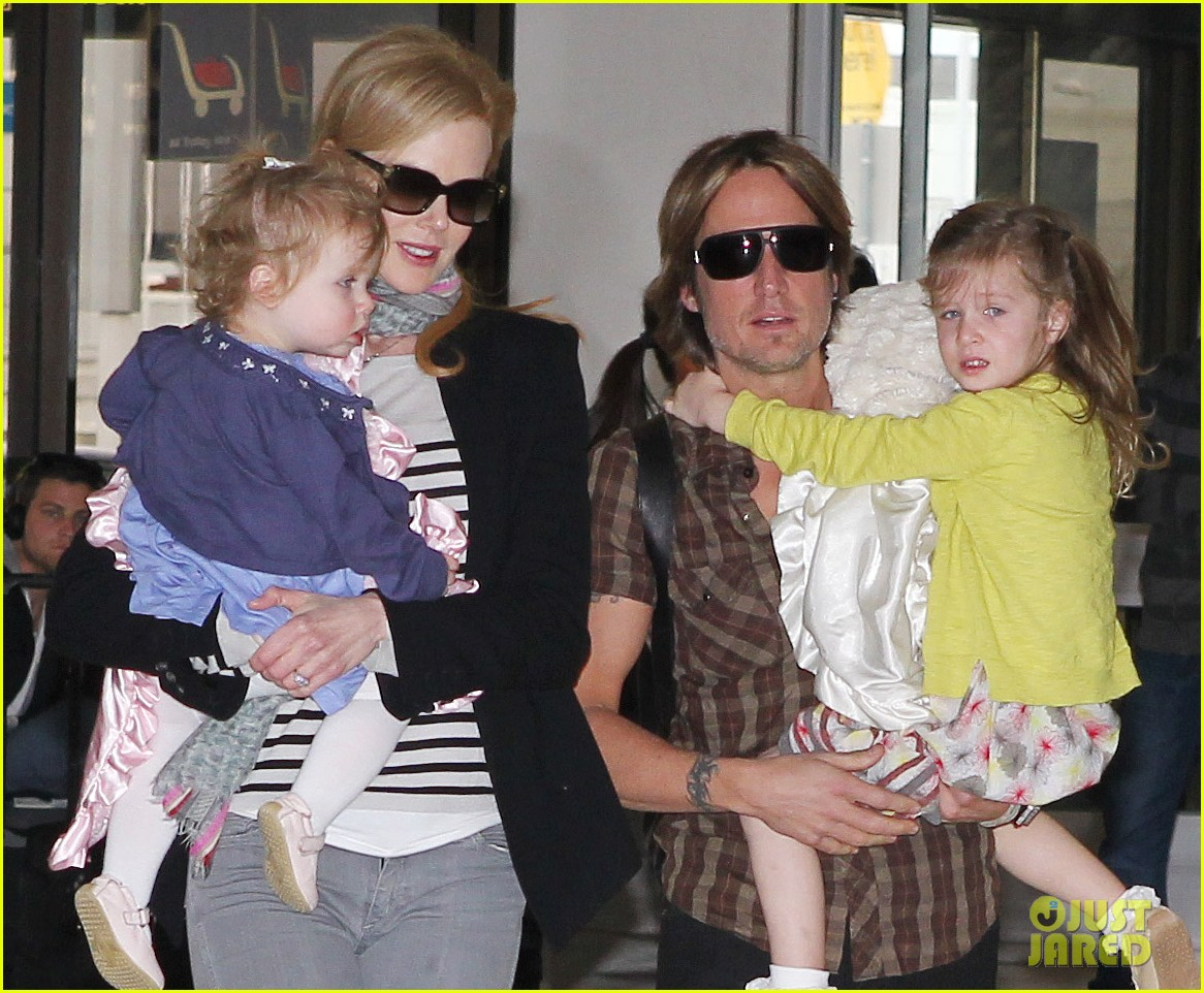 nicole kidman family photos