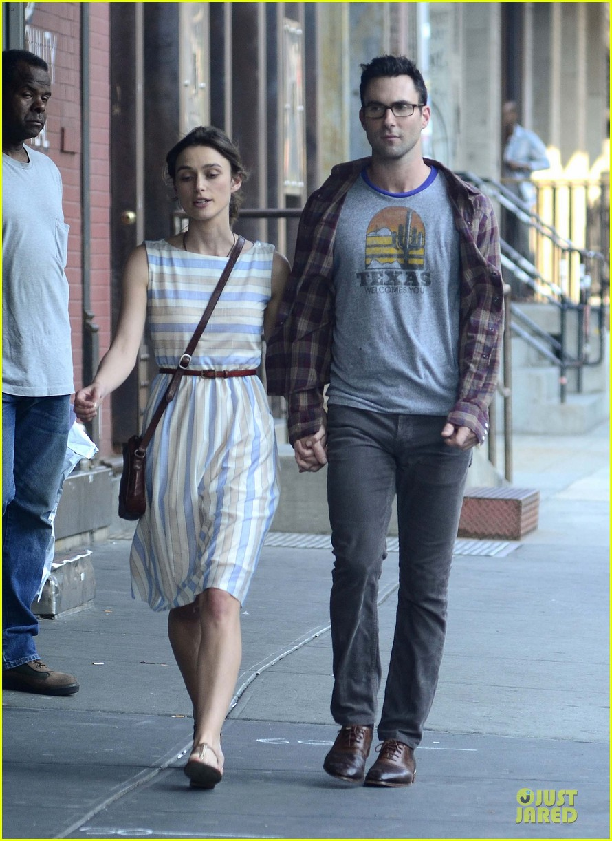 keira knightley adam levine song save life set 09
