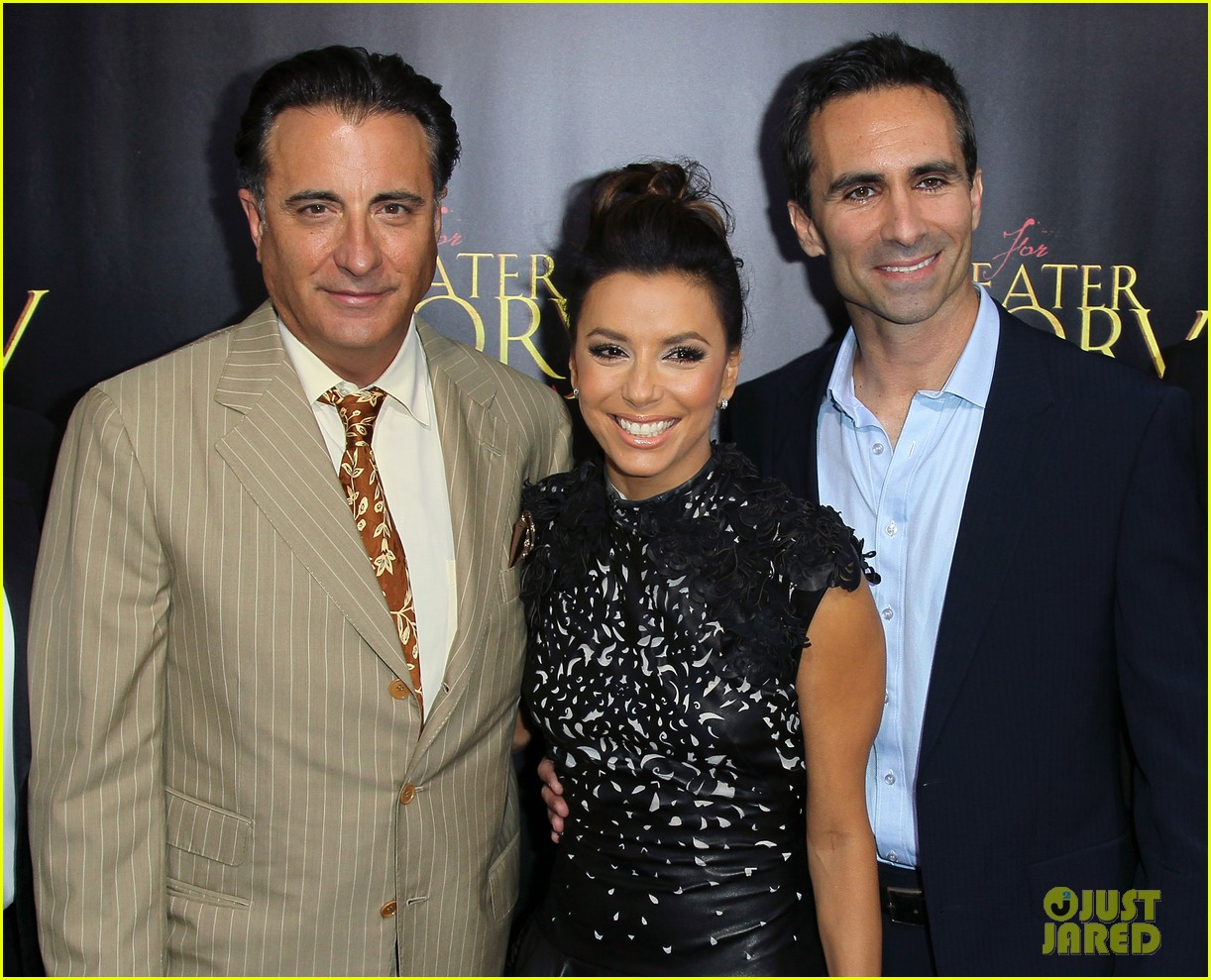 eva longoria for greater glory premiere 09
