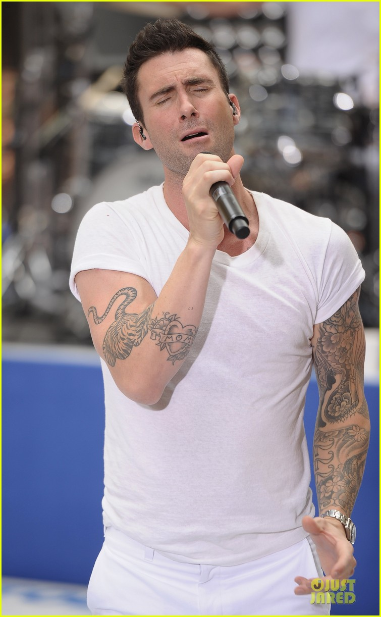 maroon 5 today show 012680866