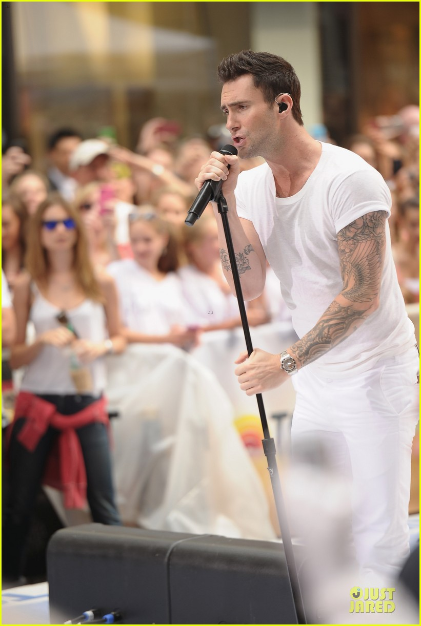 maroon 5 today show 03