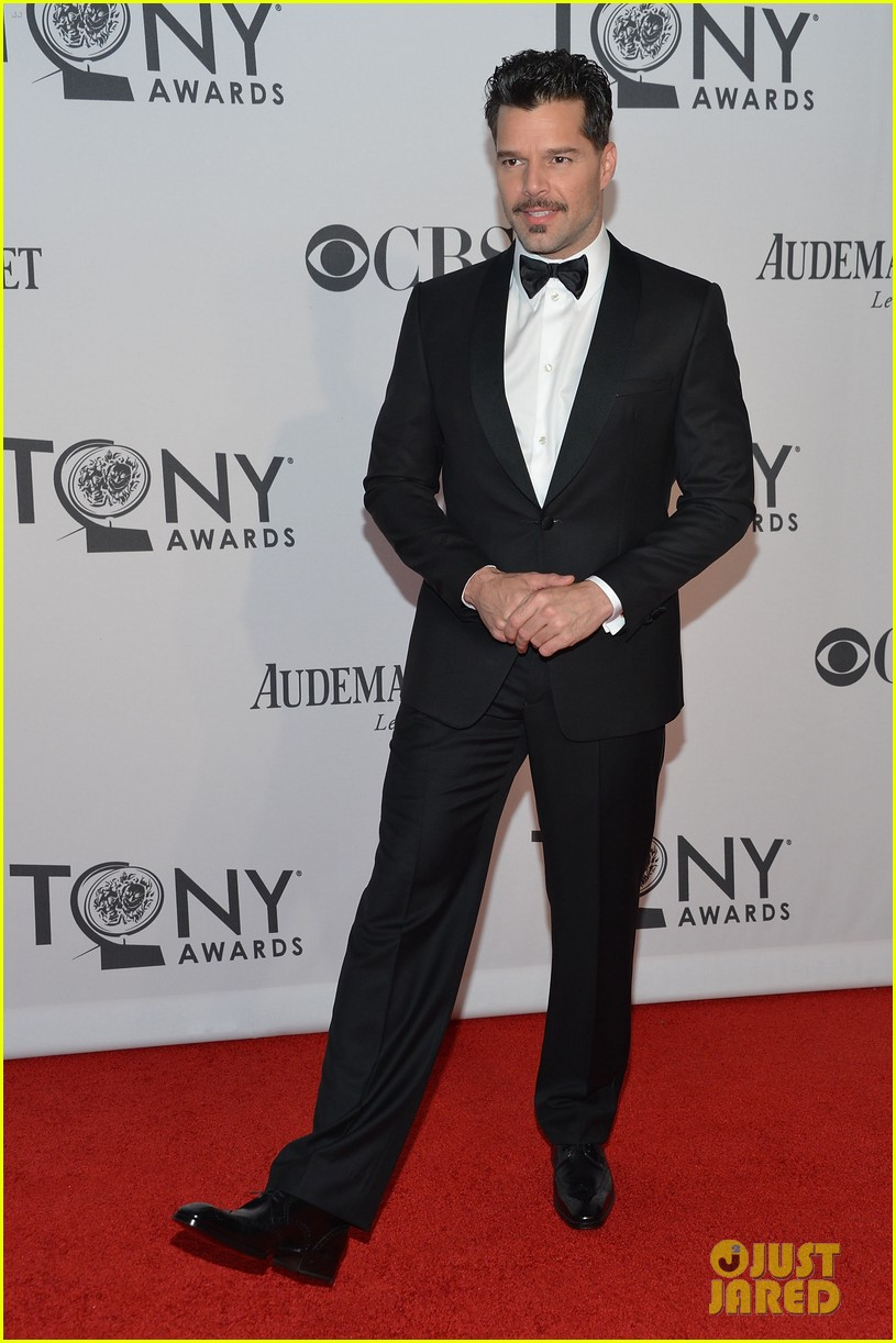 ricky martin 2012 tony awards 042673266