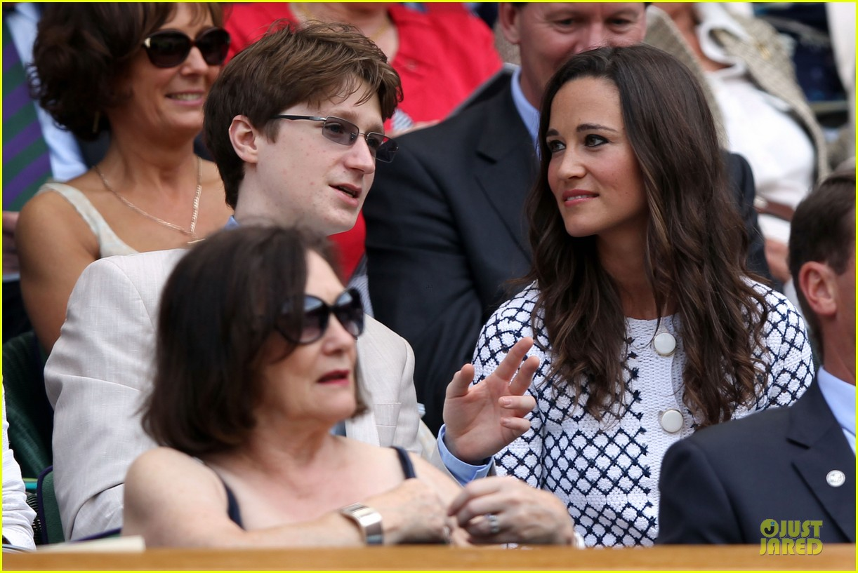 pippa middleton wimbledon brother james 06