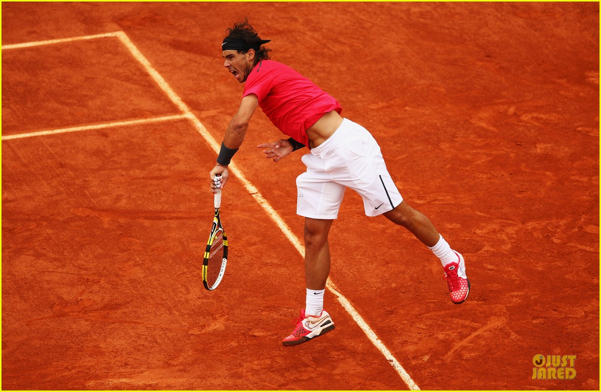 rafael nadal maria sharapova history french open 02