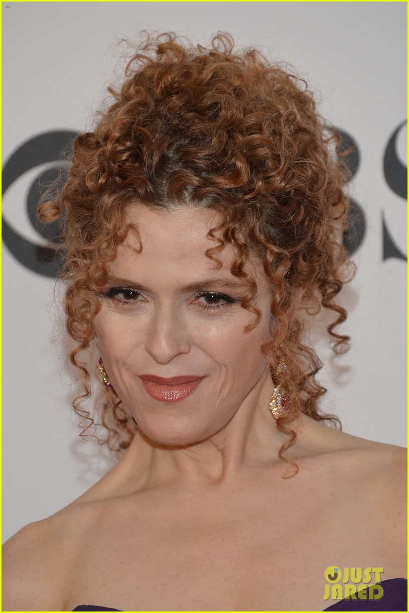 cynthia nixon bernadette peters tony awards 2012 10