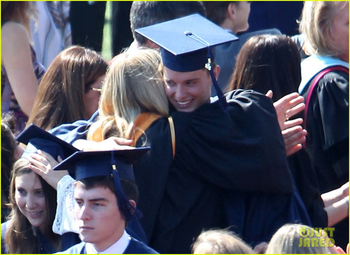 patrick schwarzenegger high school graduation 06