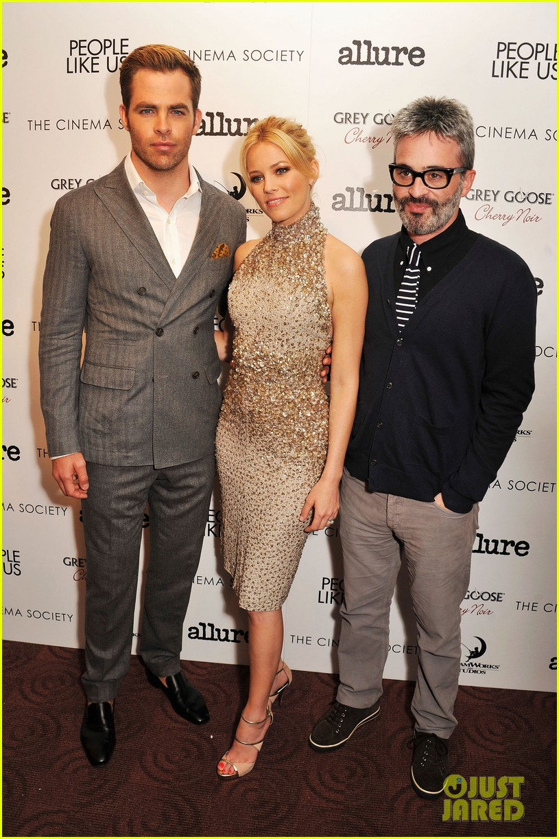 chris pine elizabeth banks people like us screening 09