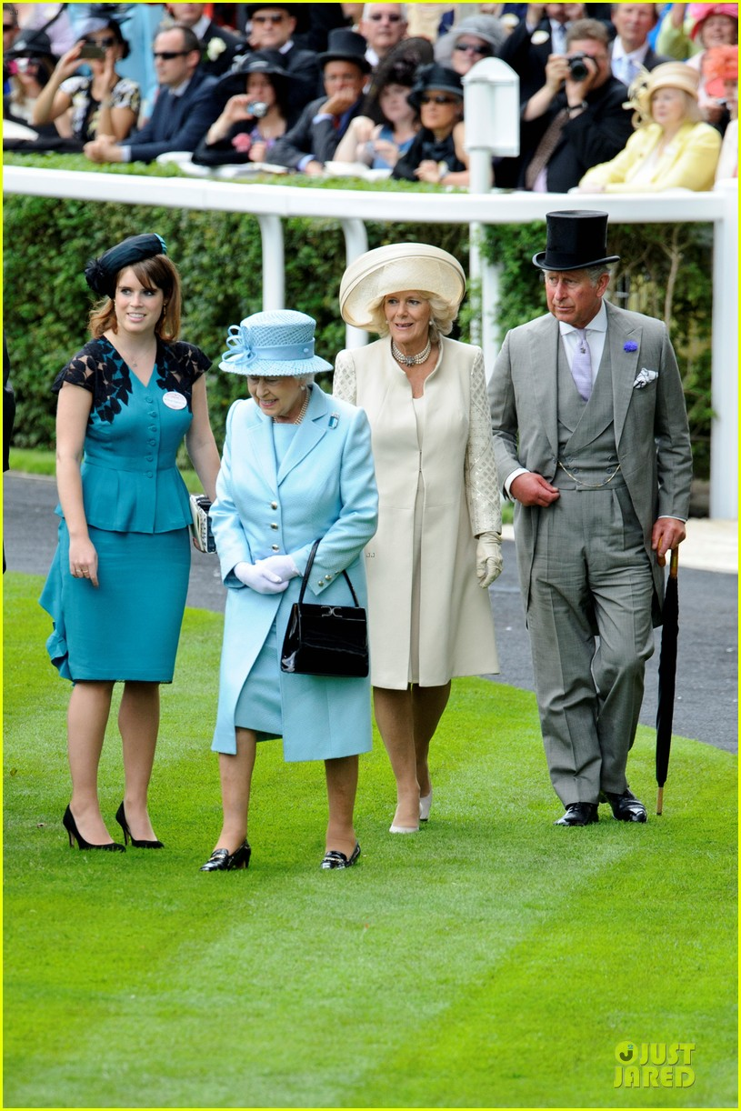 queen elizabeth royal ascot prince william rhino 02