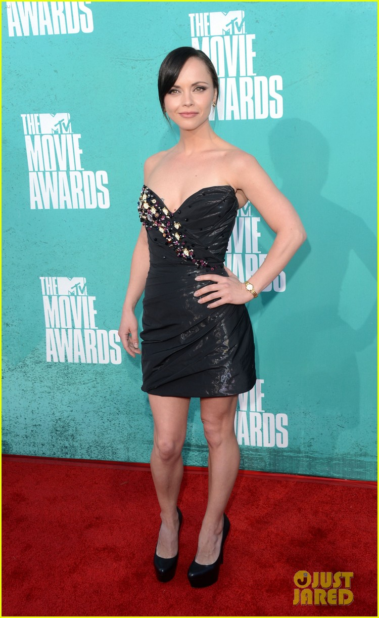 christina ricci 2012 mtv movie awards 06
