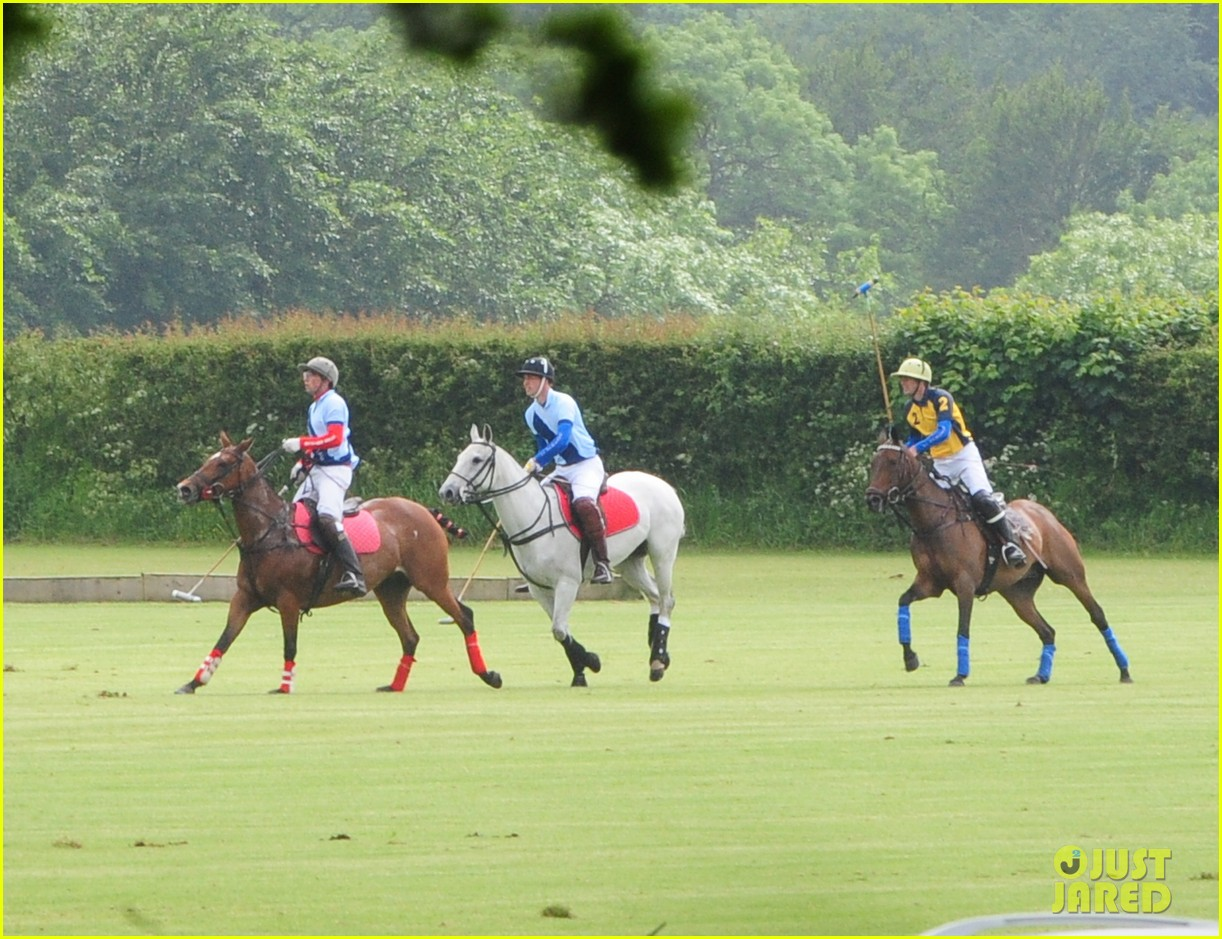 prince harry prince william charity polo match photo 2675878 prince harry prince william. Black Bedroom Furniture Sets. Home Design Ideas