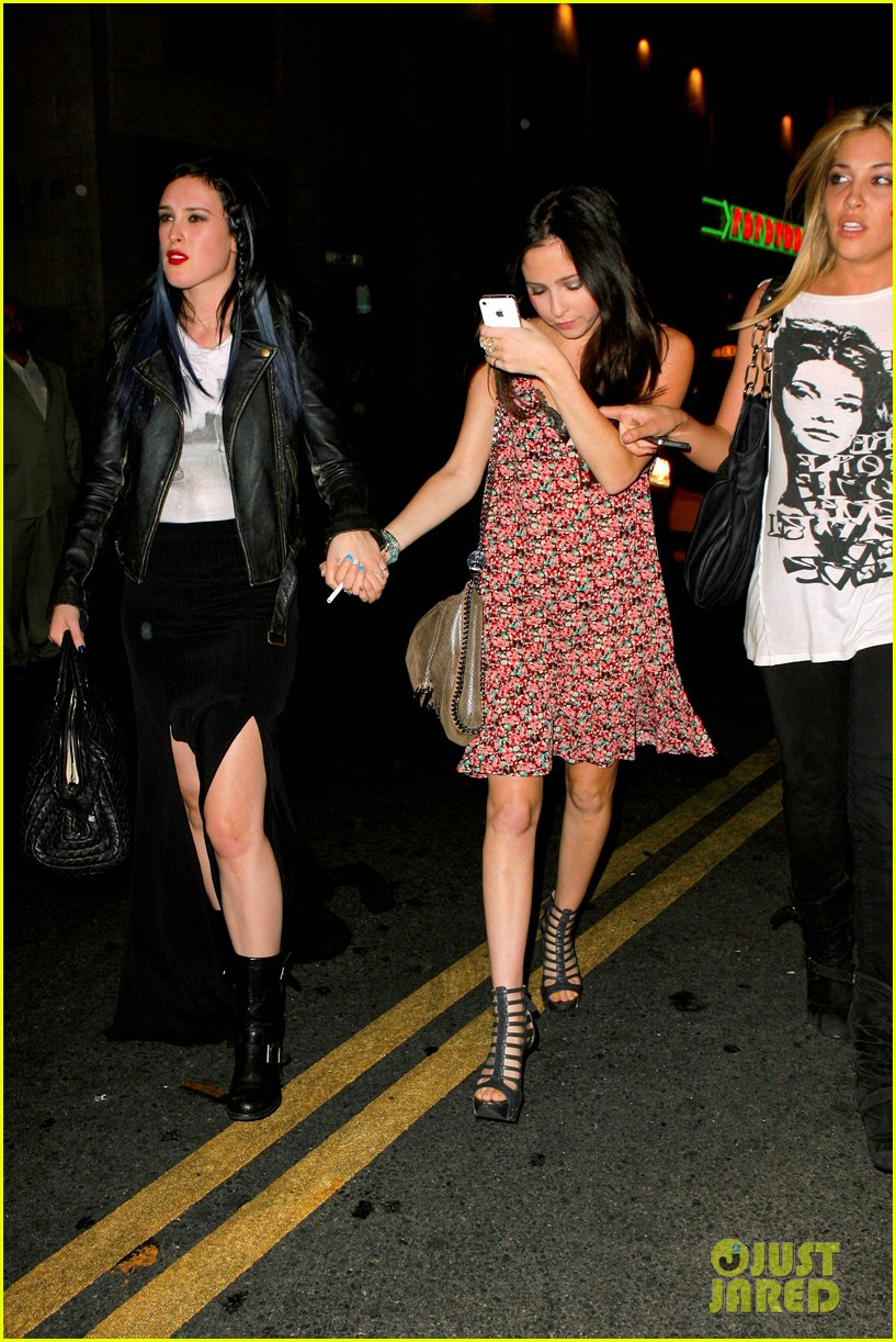 rumer willis sayers club 10