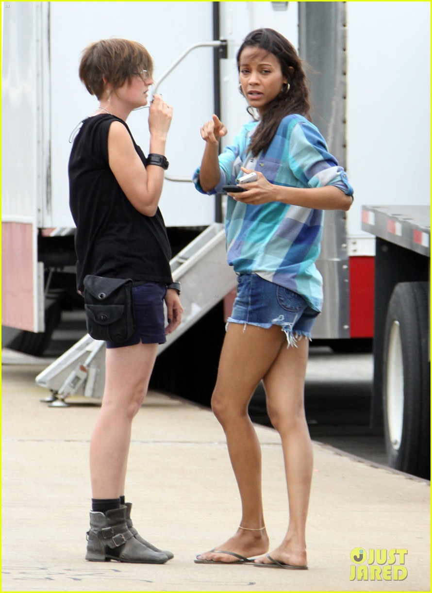 zoe saldana blood ties set 09