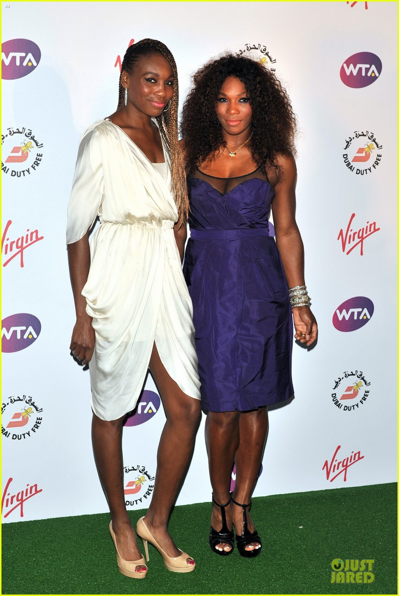 maria sharapova serena venus williams pre wimbledon party 03