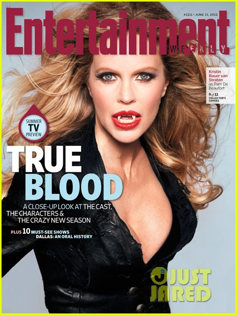 alexander skarsgard true blood cast covers entertainment weekly 09