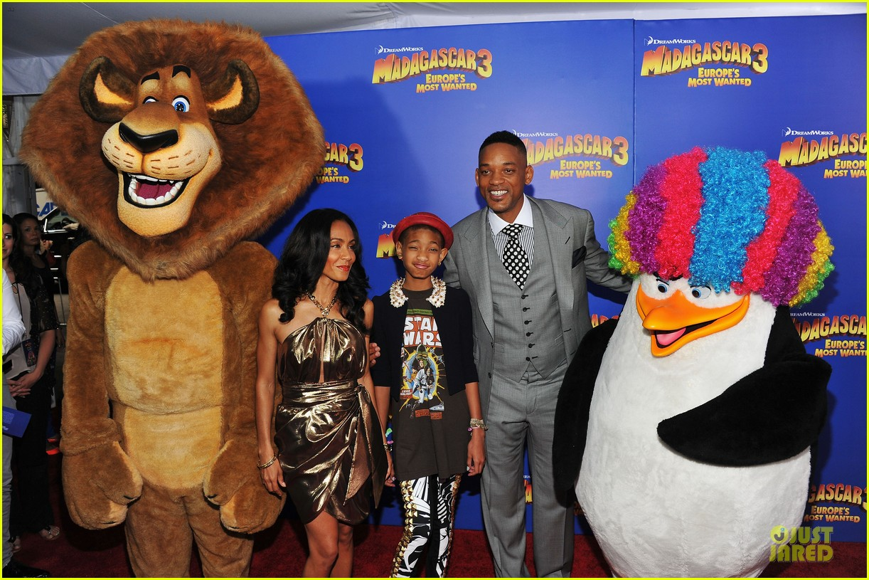 jada pinkett smith madagascar 3 premiere 032671914