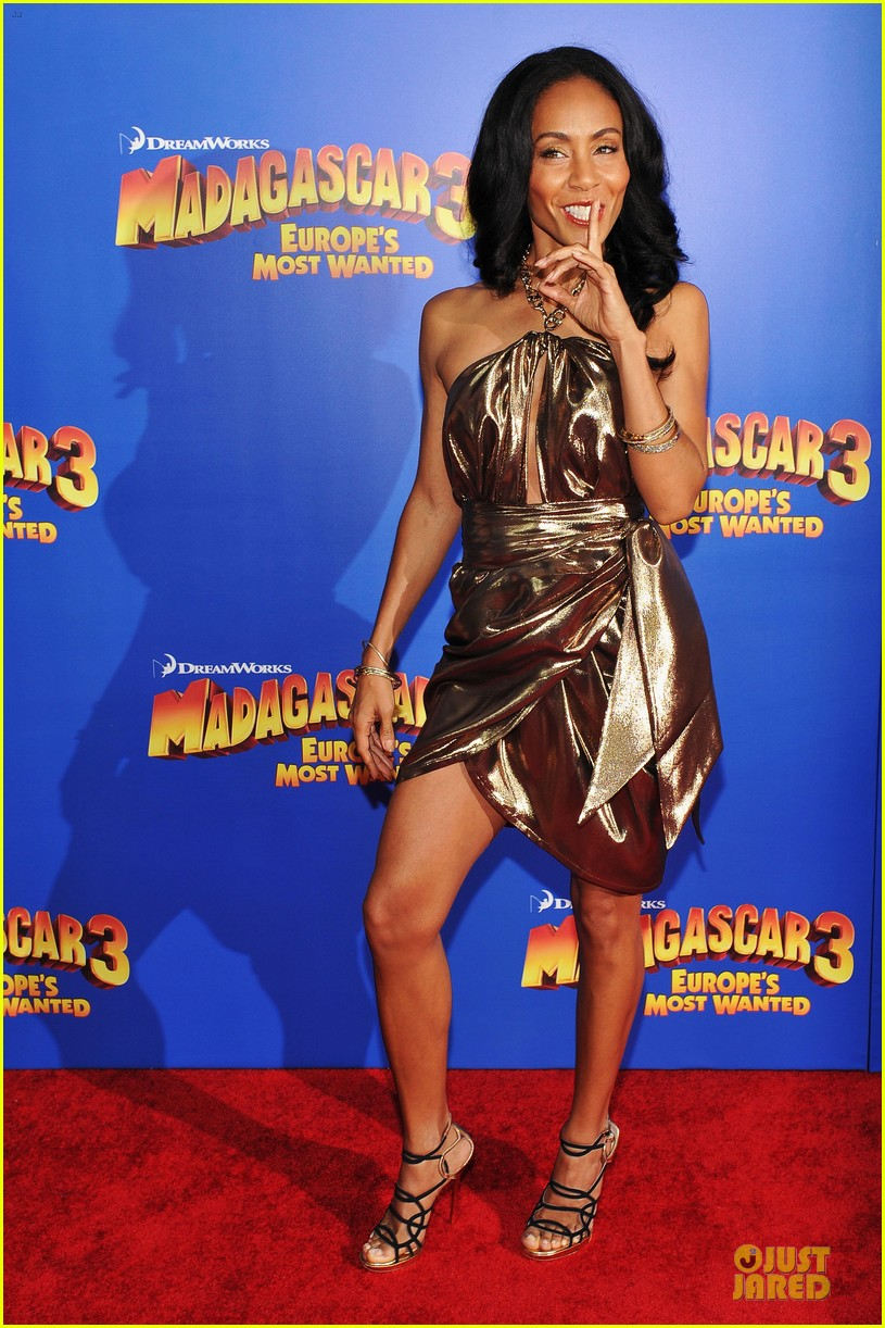 jada pinkett smith madagascar 3 premiere 07