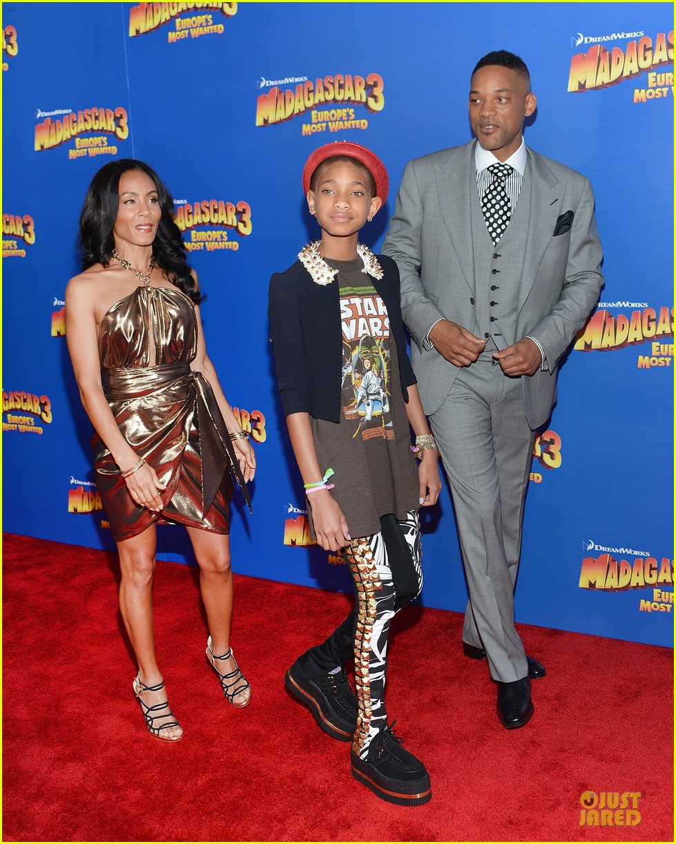 jada pinkett smith madagascar 3 premiere 10