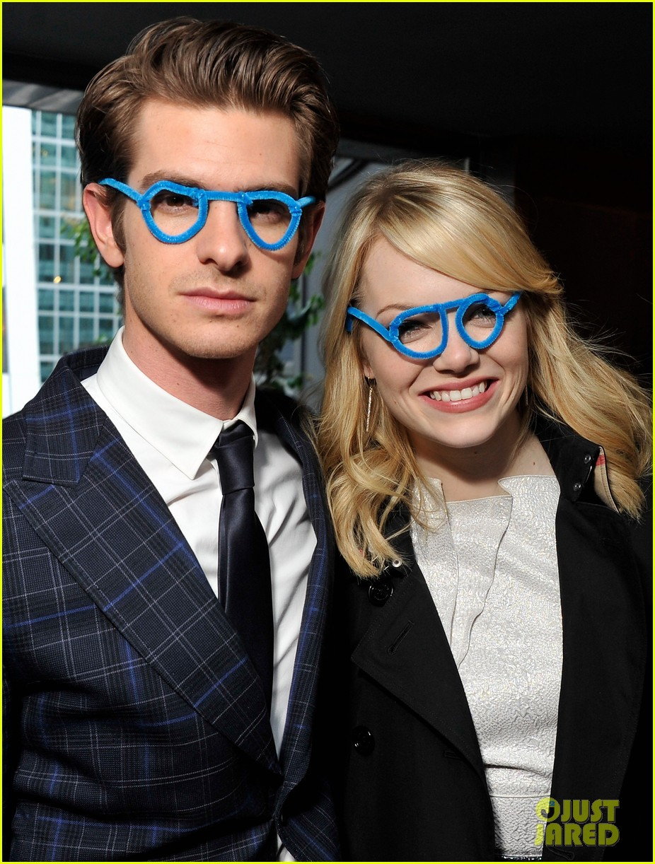 emma stone andrew garfield worldwide oprhans event 02