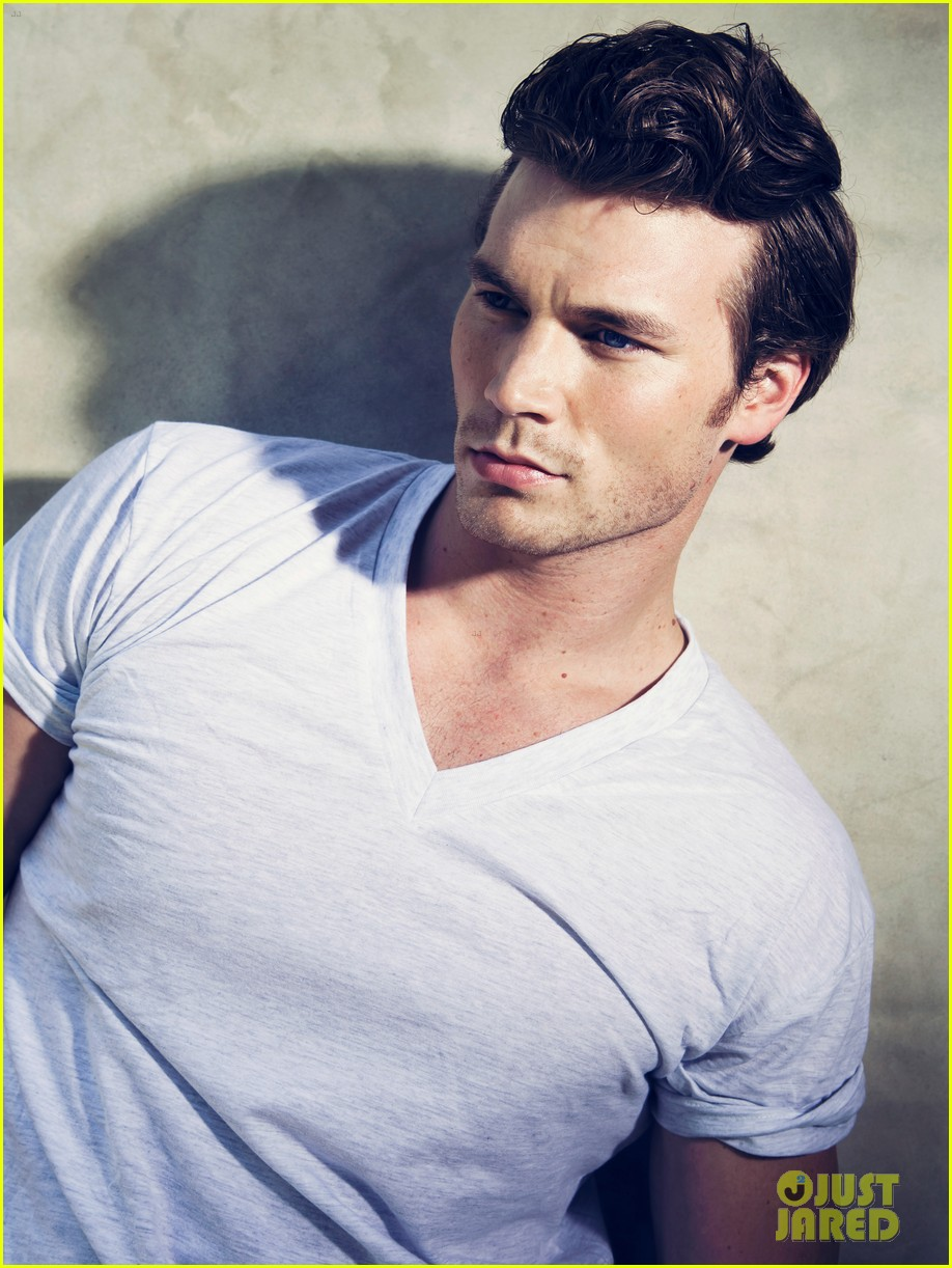 derek theler shirtless just jared photo shoot 03