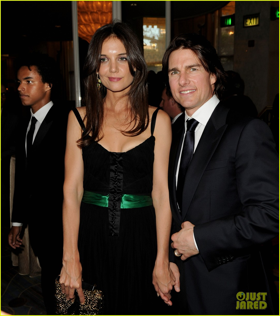 tom cruise katie holmes hottest red carpet moments 41