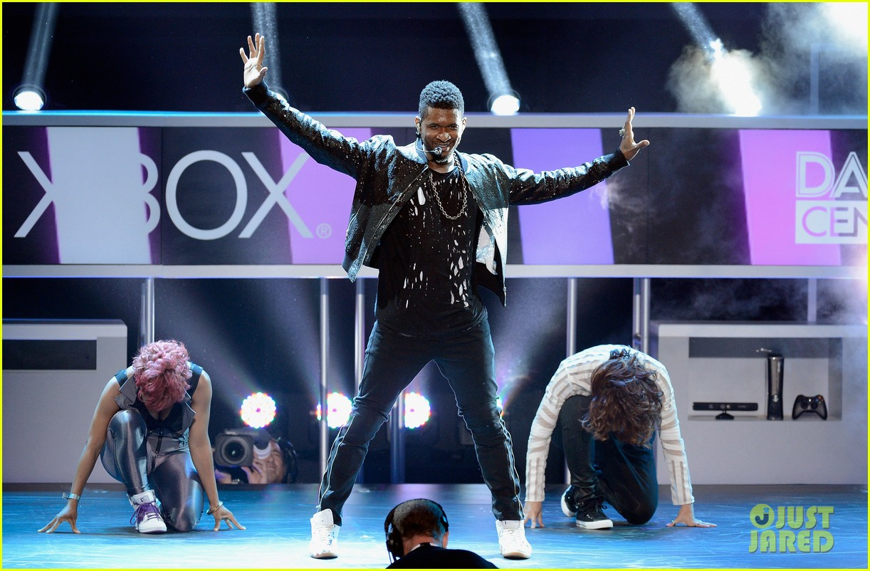 usher e3 shopping 01