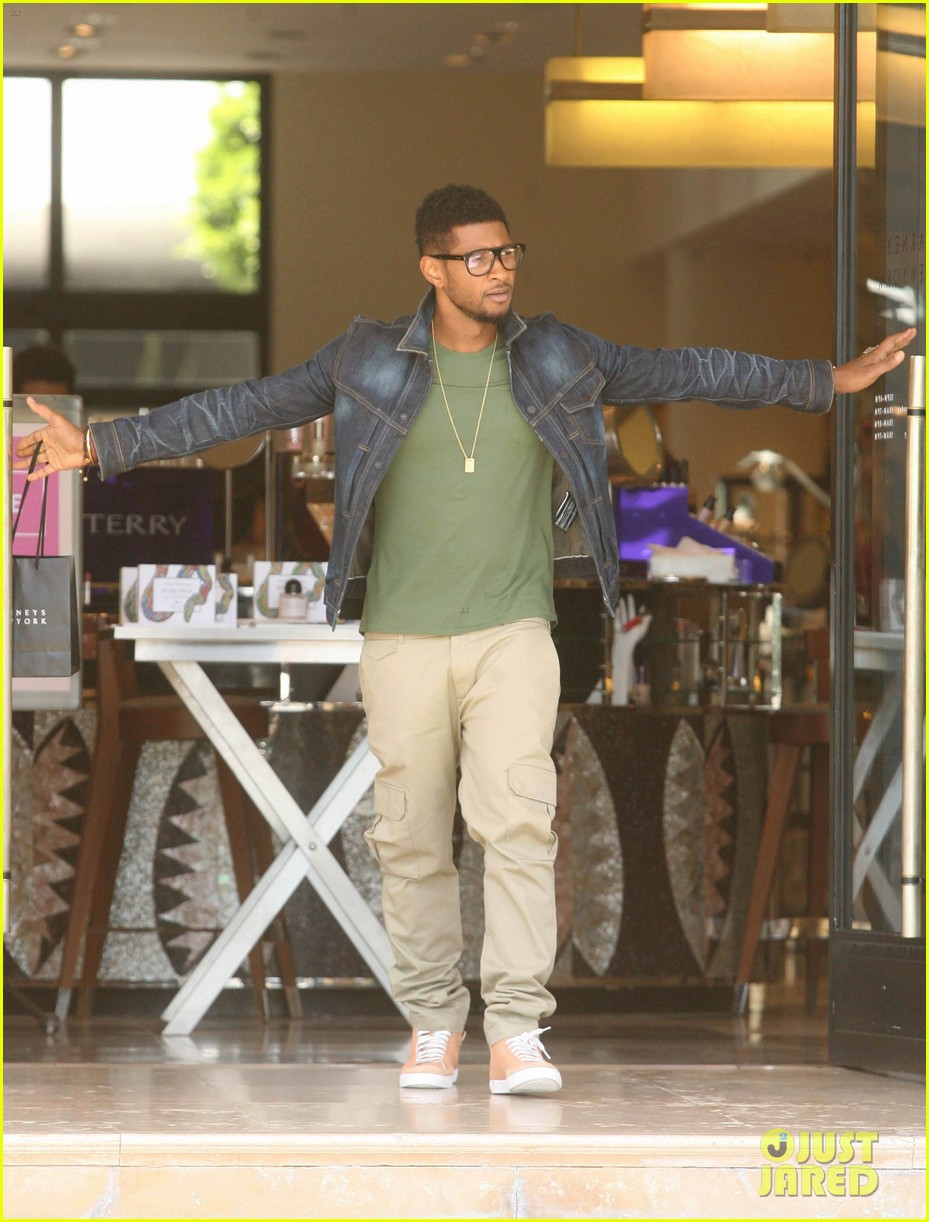 usher e3 shopping 04