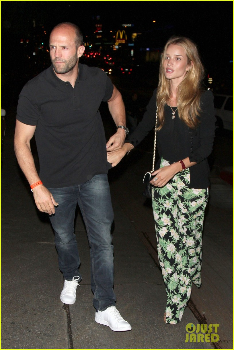 rosie huntington whiteley lana del rey with jason statham 042671096