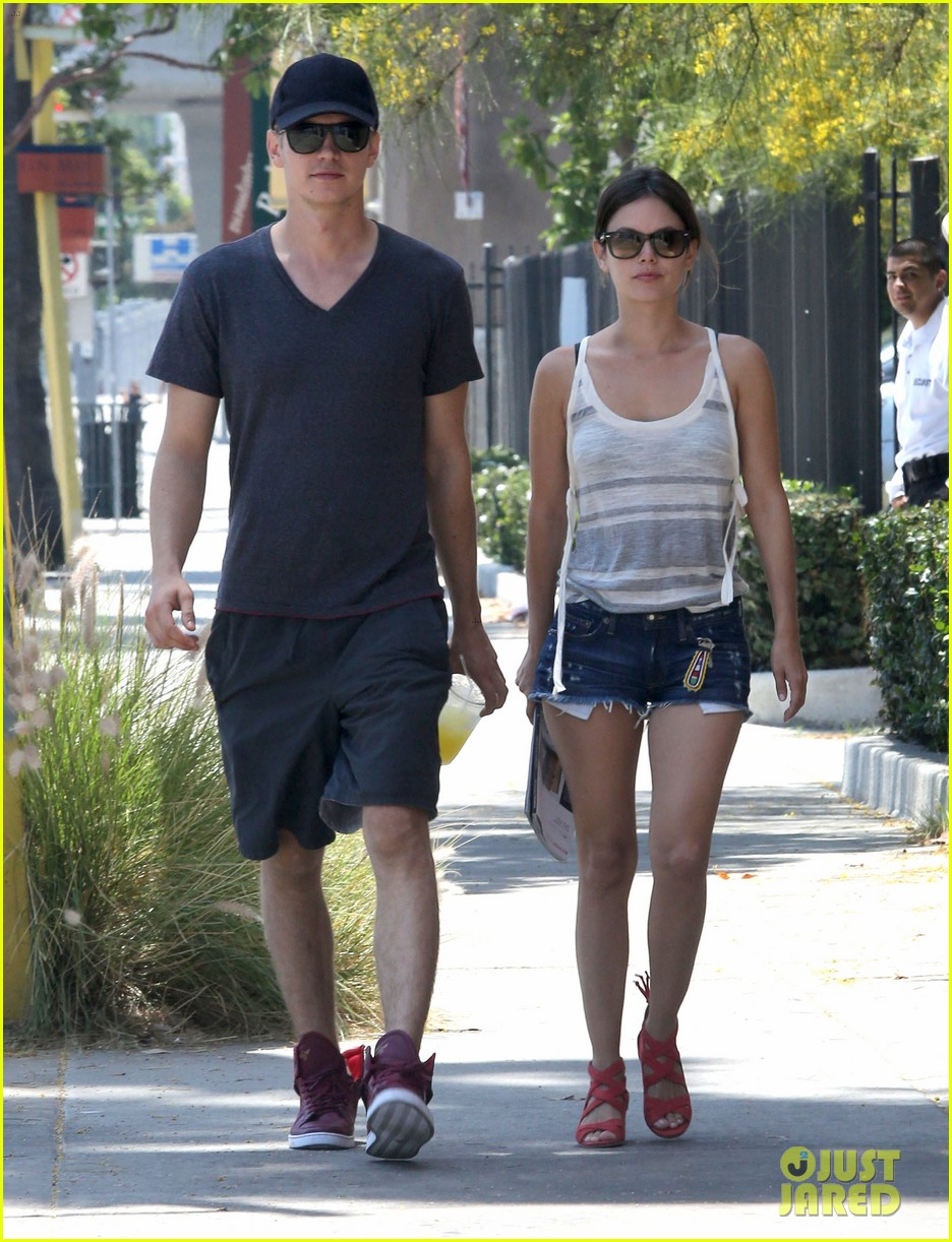 rachel bilson hayden christensen culver city shopping 03