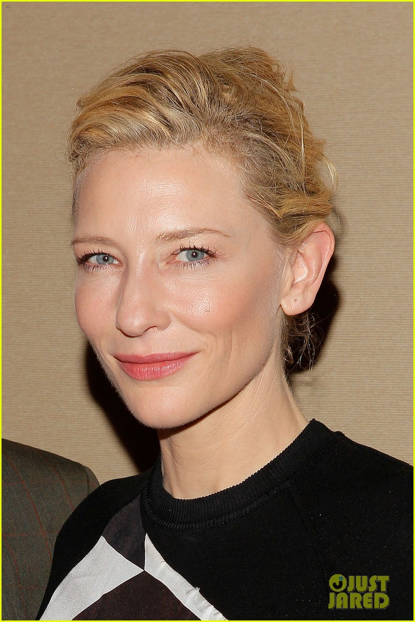 cate blanchett uncle vanya photo call with andrew upton 08