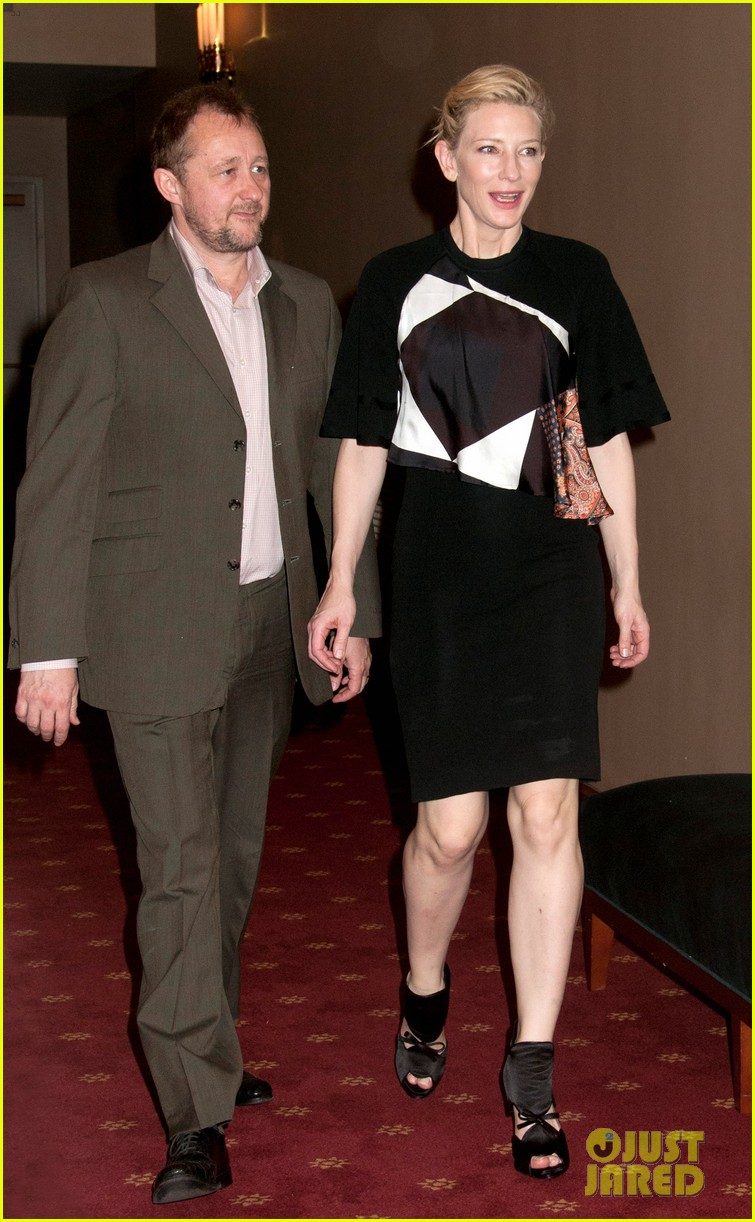 cate blanchett uncle vanya photo call with andrew upton 102690412