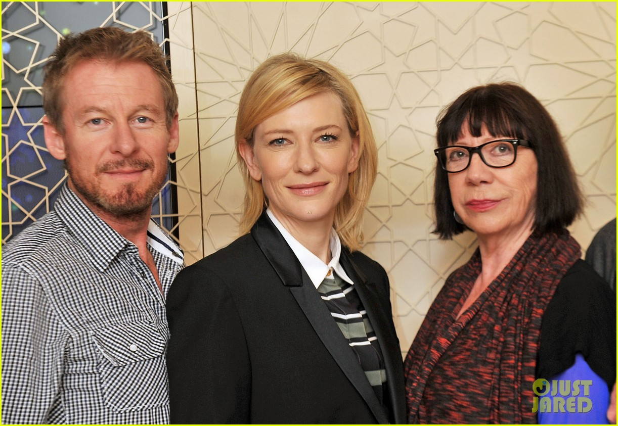 cate blanchett uncle vanya photo call 04