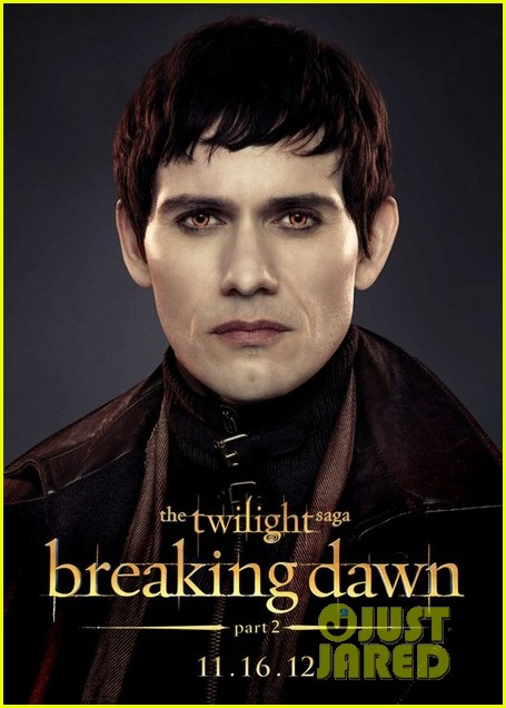 breaking dawn character posters 16