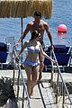 Photo 32 of Bikini-Clad Kelly Brook Kisses Shirtless Thom Evans in Ischia!