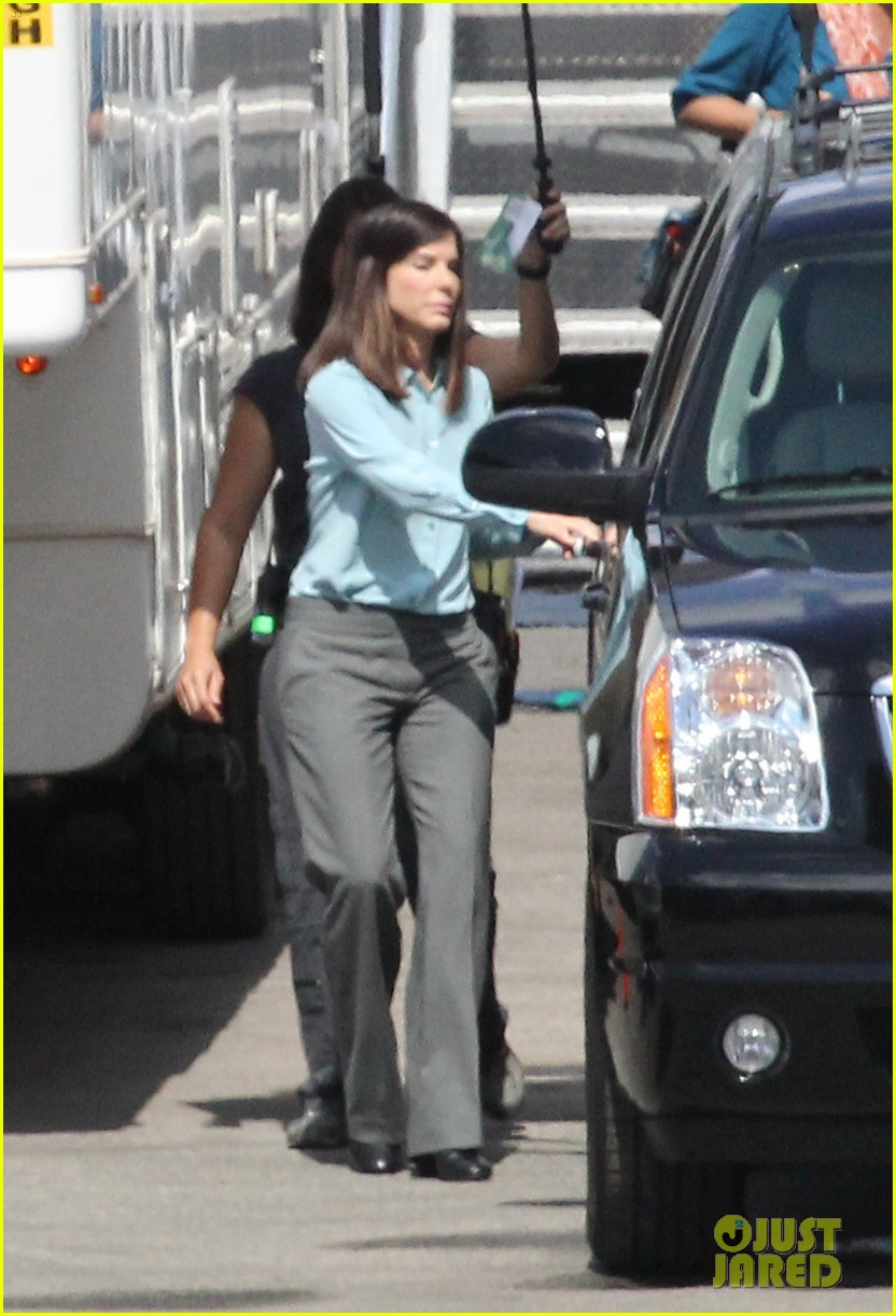 sandra bullock buddy cop film heat begins filming 03