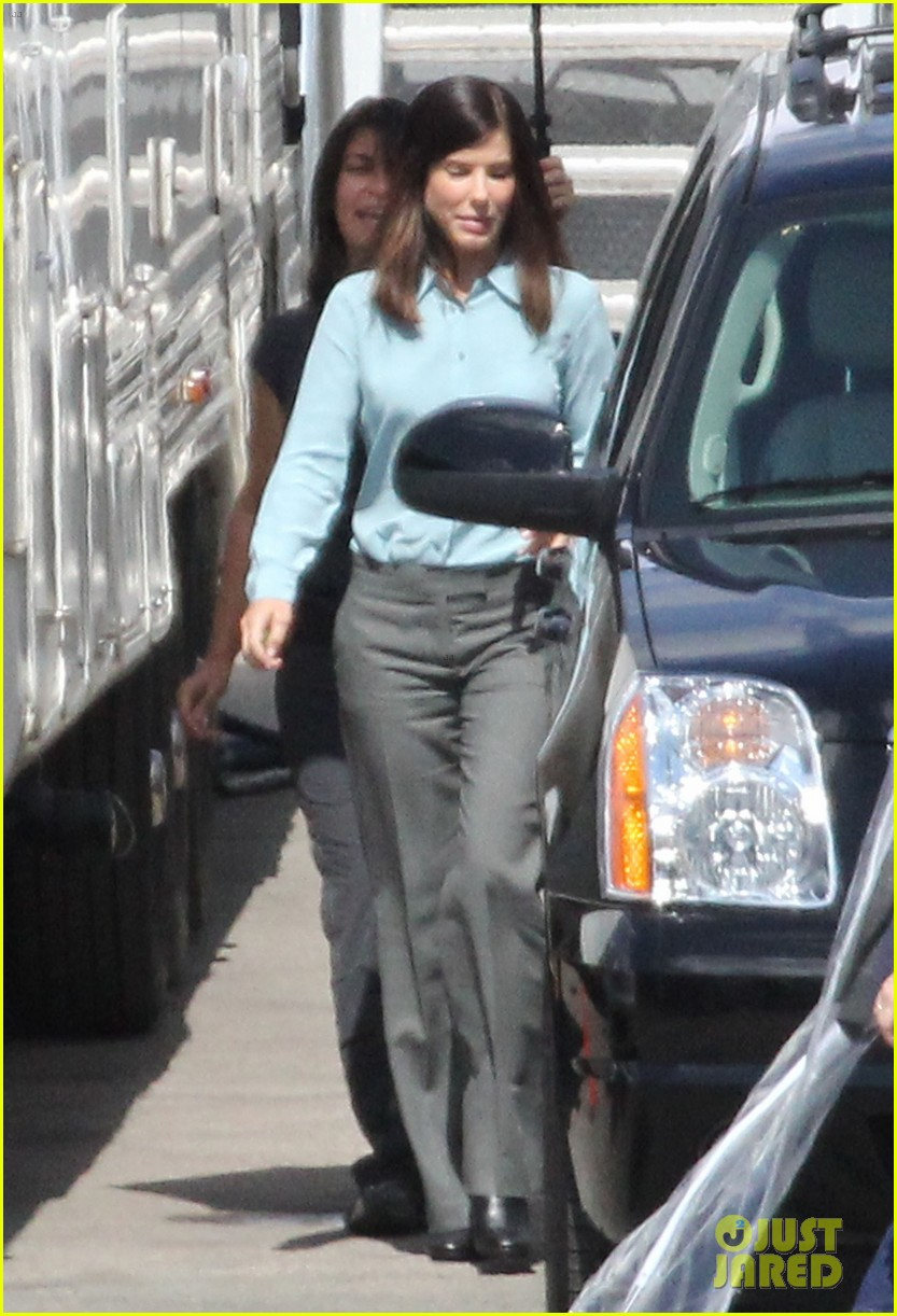 sandra bullock buddy cop film heat begins filming 072683726