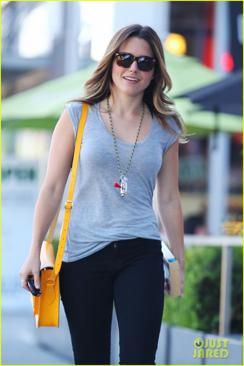 sophia bush coffee lunch 05