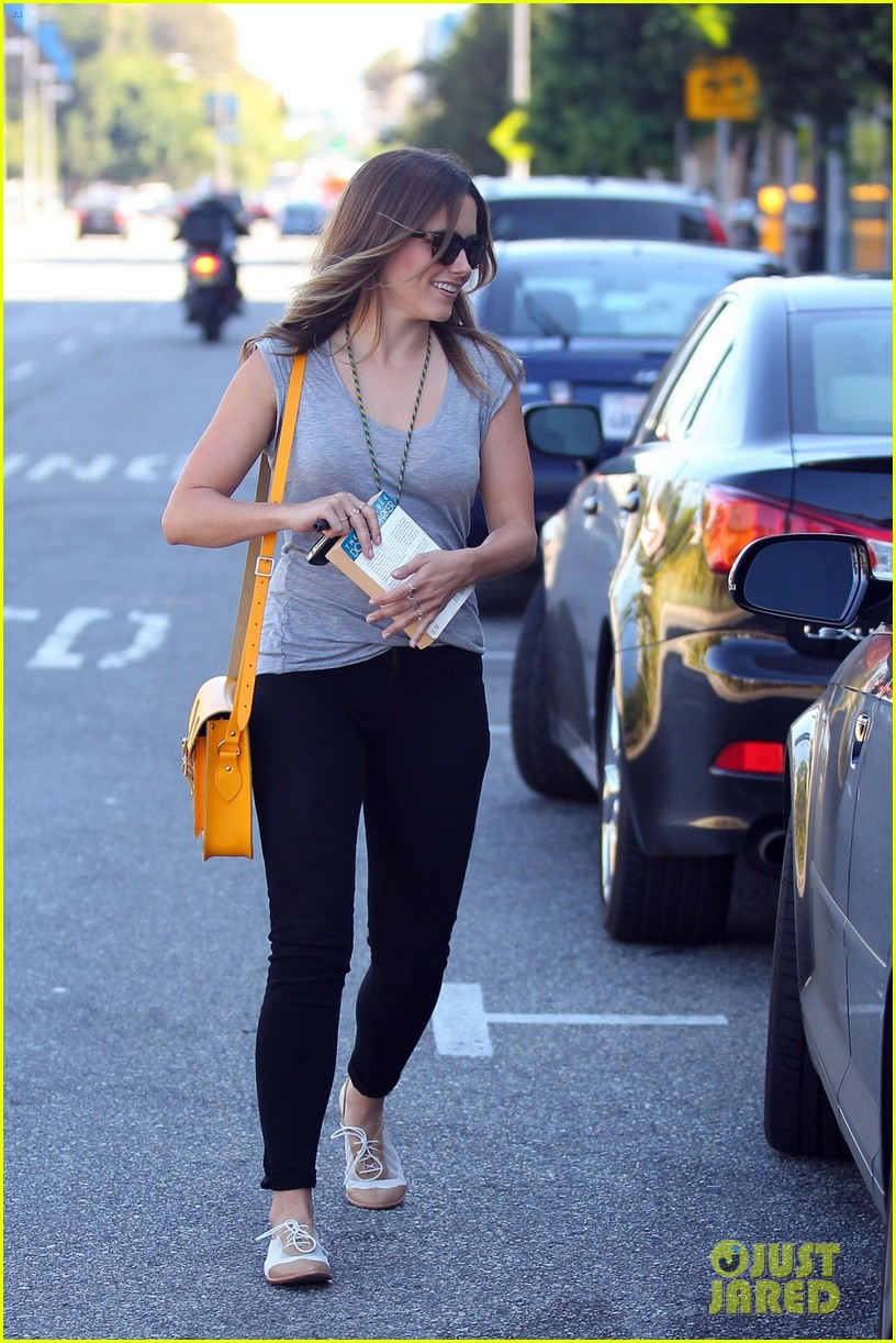 sophia bush coffee lunch 06
