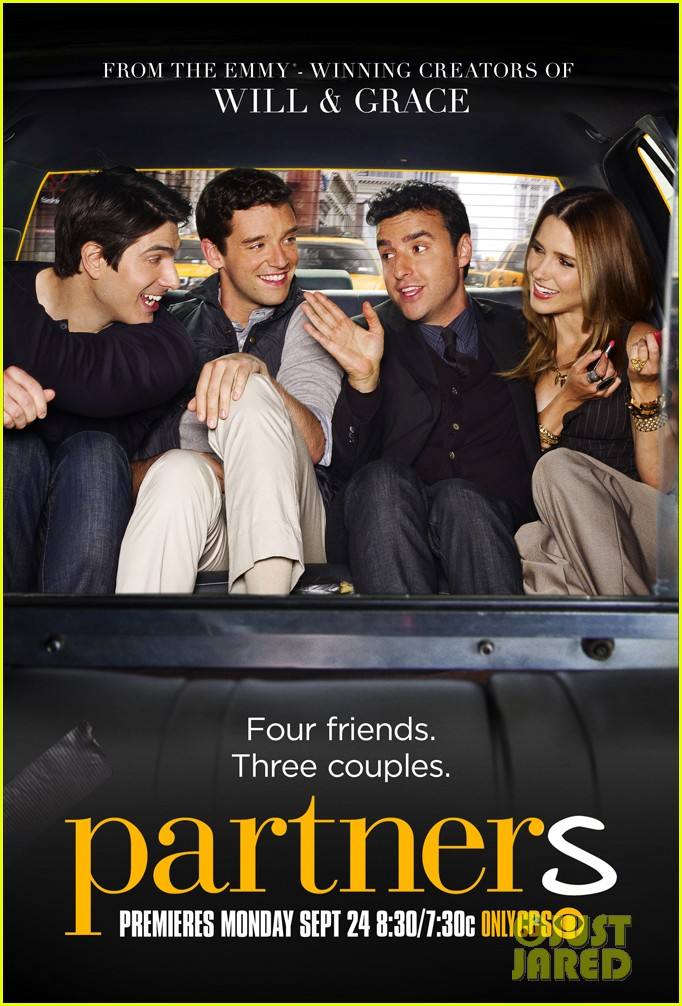 sophia bush brandon routh partners poster 012694076