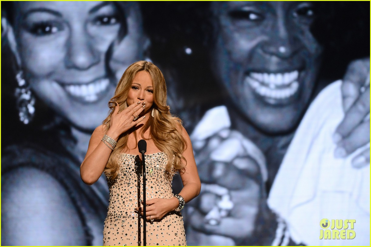 mariah carey whitney houston tribute at bet awards 01