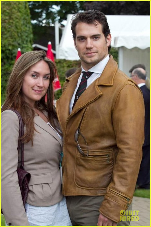 henry cavill hickstead races 02