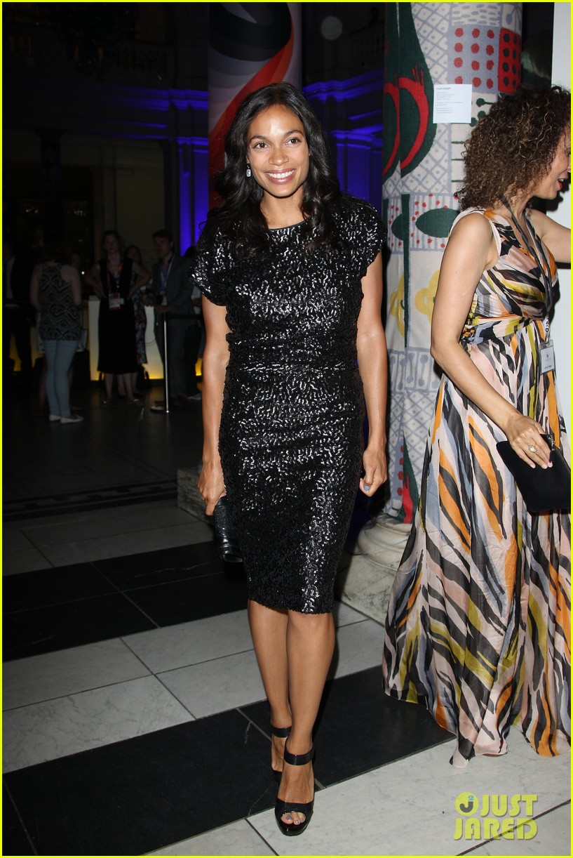 rosario dawson dna summit power breakfast 01