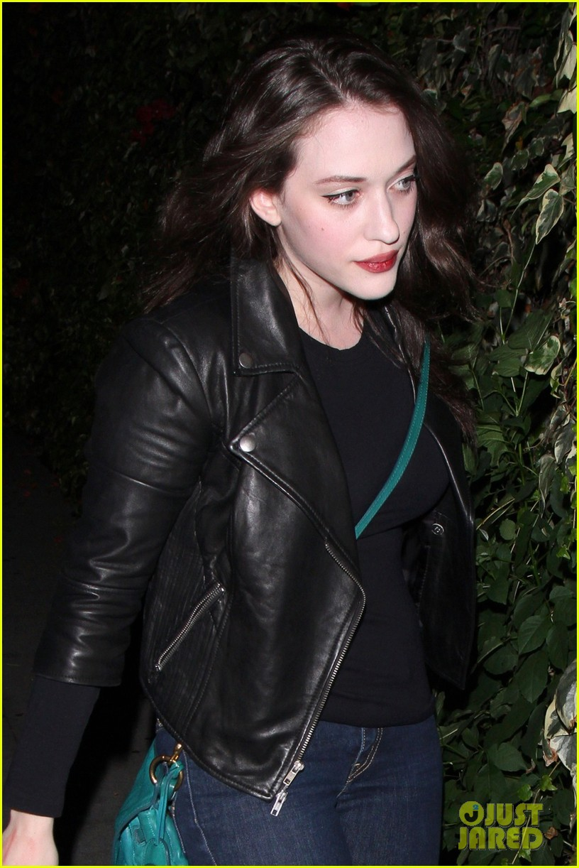 kat dennings chateau marmont with nick zano 02