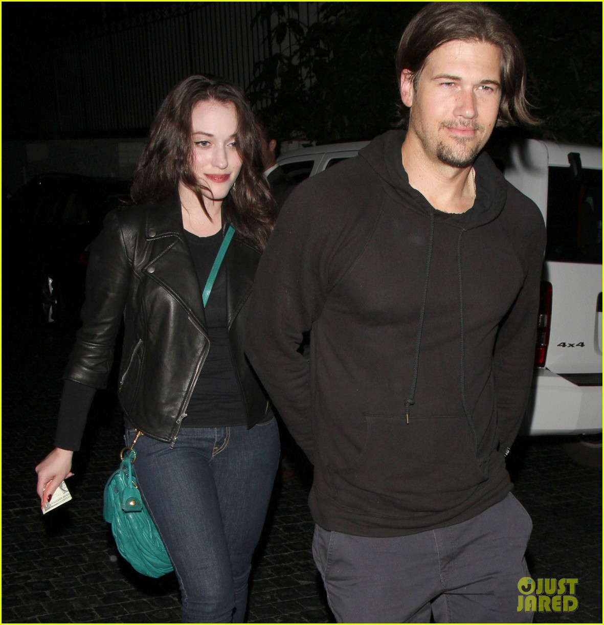kat dennings chateau marmont with nick zano 03