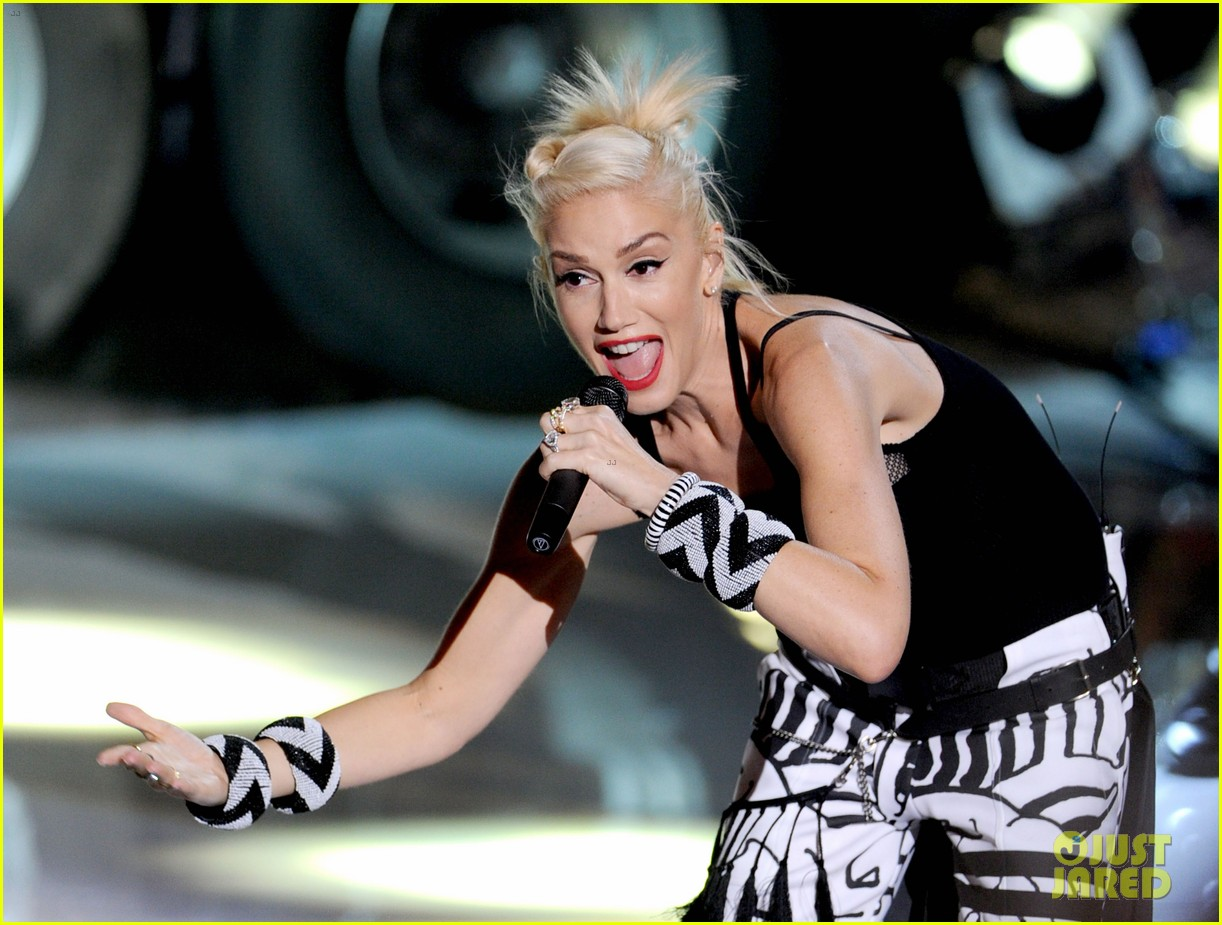 gwen stefani no doubt perform at teen choice awards 2012 10