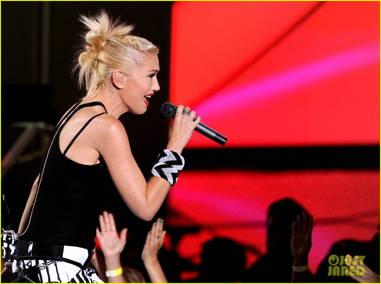 gwen stefani no doubt perform at teen choice awards 2012 22